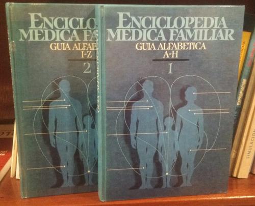 enciclopedia medica familiar  guia alfabetica usado