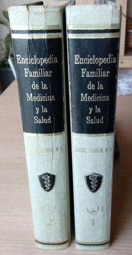 enciclopedia medicina y salud - 2 tomos