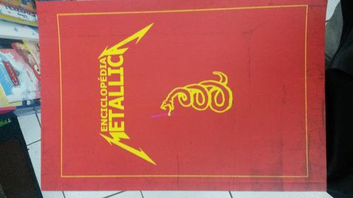 enciclopédia metallica malcolm dome livro