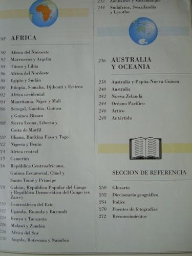 enciclopedia países del mundo - la nación