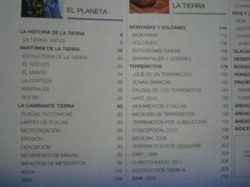 enciclopedia planeta tierra - la nación