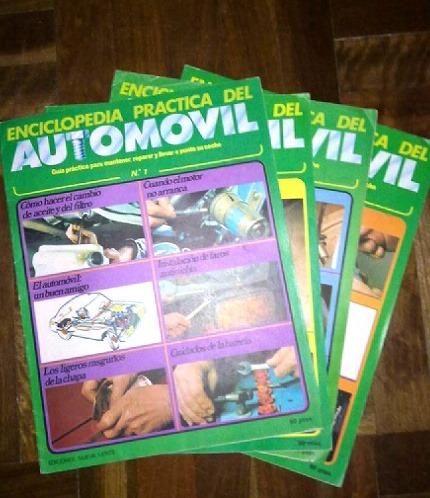 enciclopedia práctica del automovil