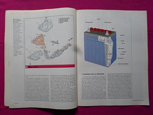enciclopedia practica del automovil, nº 11 bricolage