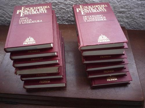 enciclopedia practica del estudiante promexa