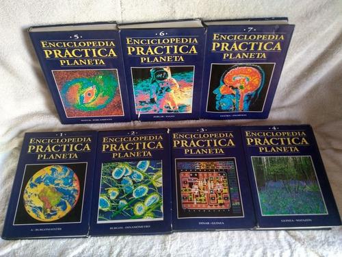 enciclopedia práctica planeta