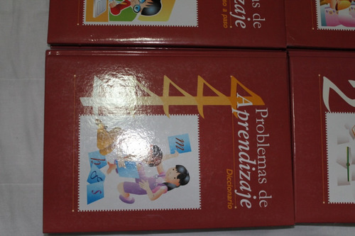 enciclopedia problemas de aprendizaje