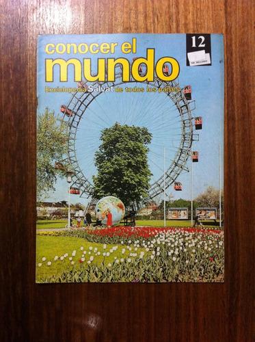 enciclopedia salvat conocer el mundo fasciculo nº12 año 1978
