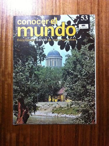 enciclopedia salvat conocer el mundo fasciculo nº53 año 1978
