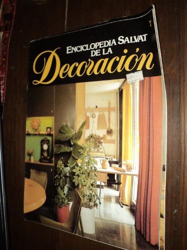 enciclopedia salvat de la decoracion  7 szw