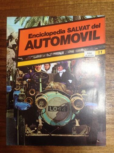 enciclopedia salvat del automovil - fasciculo nº 11