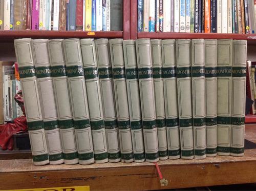 enciclopedia salvat para todos monitor 16 tomos