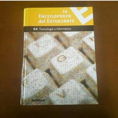enciclopedia santillana del estudiante