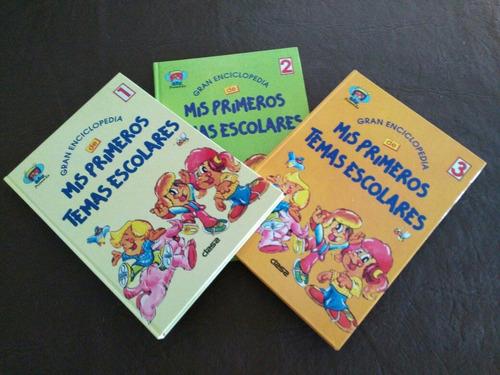 enciclopedia sobre los primeros temas escolares