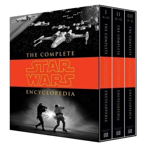 enciclopedia star wars completa importada