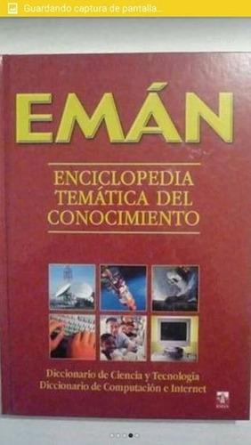 enciclopedia temática eman