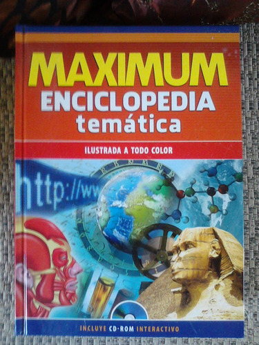 enciclopedia temática maximum