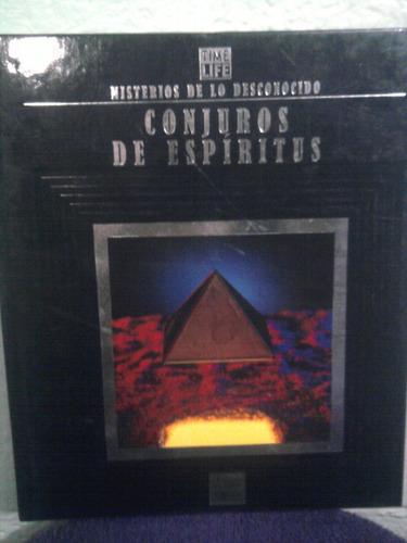 enciclopedia time life conjuros y espiritus libros brujería