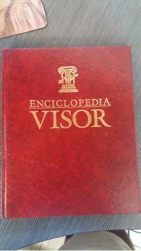 enciclopedia visor libros coleccion