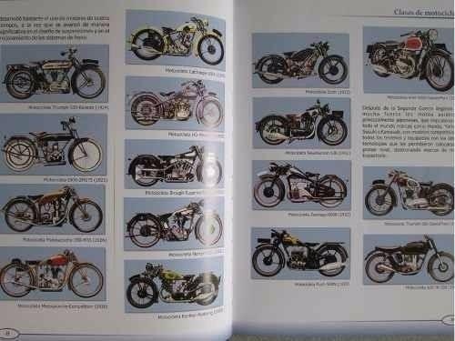enciclopedia visual de la motocicleta