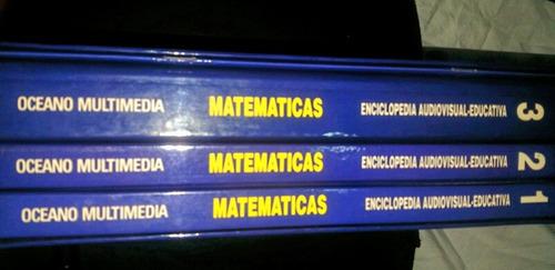 enciclopedia visual de matemática