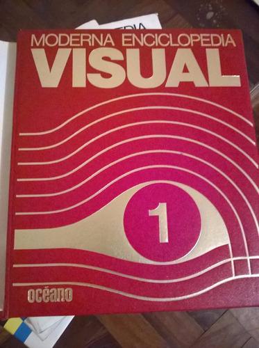 enciclopedia visual oceano 5 tomos