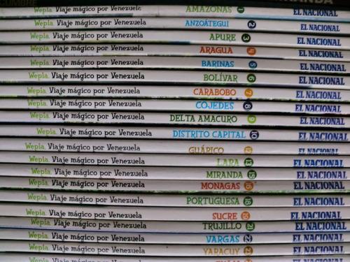 enciclopedia wepia, venezuela -incompleto-