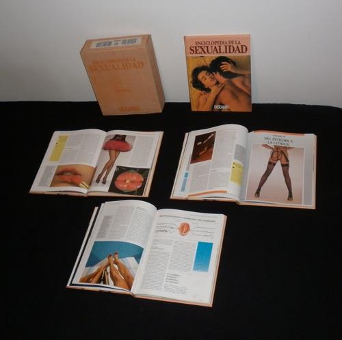 enciclopedias de la sexualidad oceano.