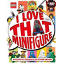 Libro Lego: I Love That Minifigure-original