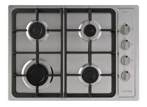 encimera fensa 4 platos encendido eléctrico fce 4hf nuevo