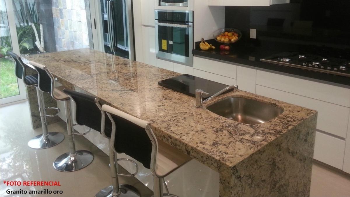Encimera tablero mesa de granito para cocina cuarzo m rmol - Encimera marmol precio ...