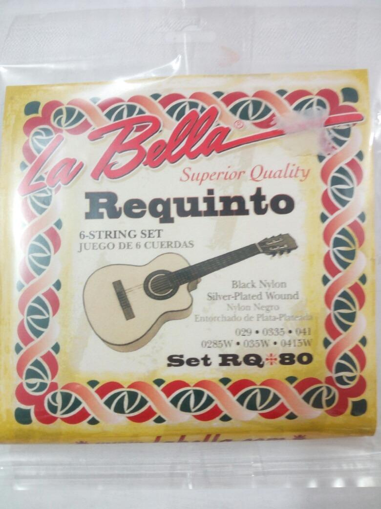 La Bella RQ 80/Requinto