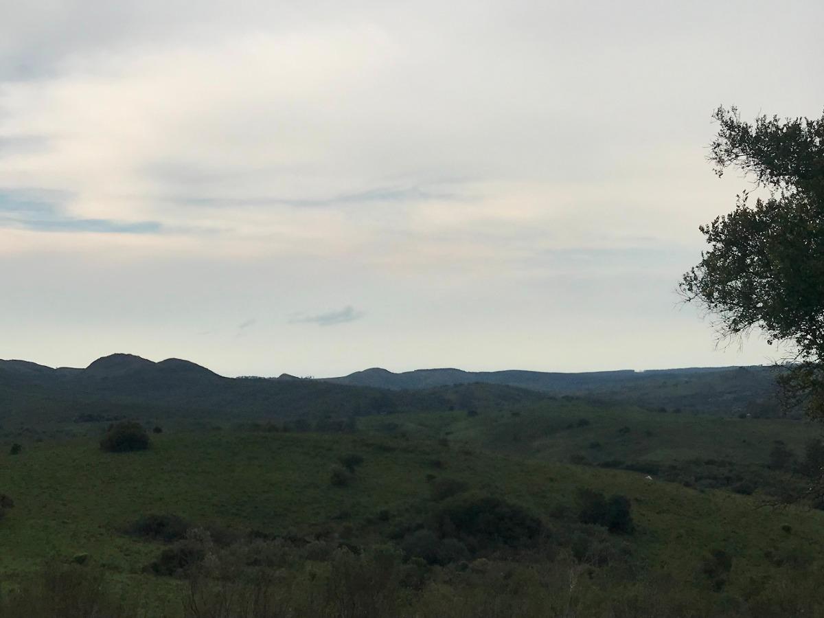 enclavada en zona de ecosistema virgen e impactantes vistas.