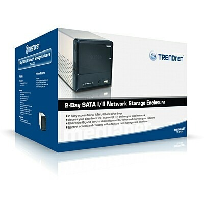 TRENDnet TS-S402 Enclosure Driver (2019)