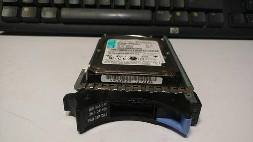 enclosure ibm 59p5241 porta disco 2.5 sas drive