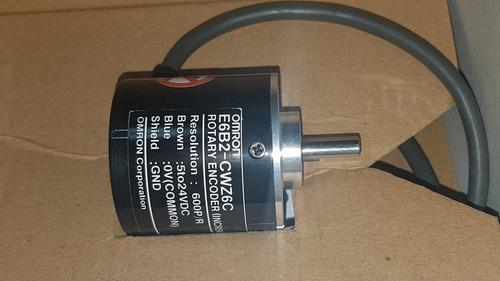 encoder incremental 360 ppr omron power industrial