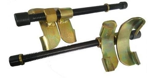 encolhedor de molas pneumático (garra dupla) c/ enc. 1/2