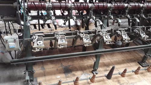 enconadora textil de hilado