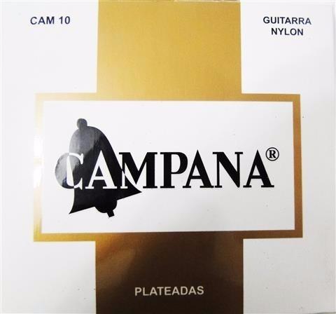 encordado campana cristal guitarra criolla cam10