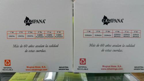 encordado campana export cam10/cex20/ced30 nylon criolla