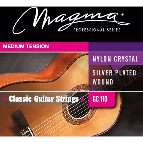 encordado clasica magma gc110 tension media - oddity