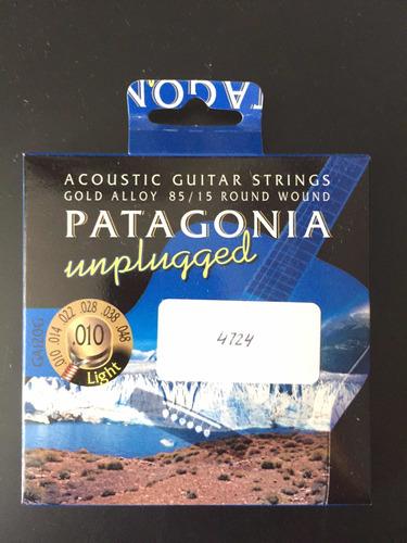 encordado de guitarra acustica patagonia 010