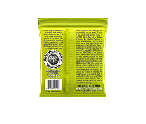 encordado ernie ball - regular slinky 10-46 2221 - oddity