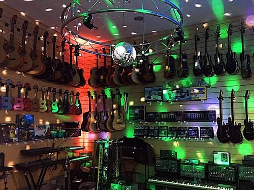 encordado guitarra acustica martin blust 010 xl 220 la roca