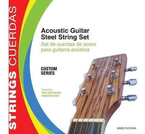 encordado guitarra acustica master