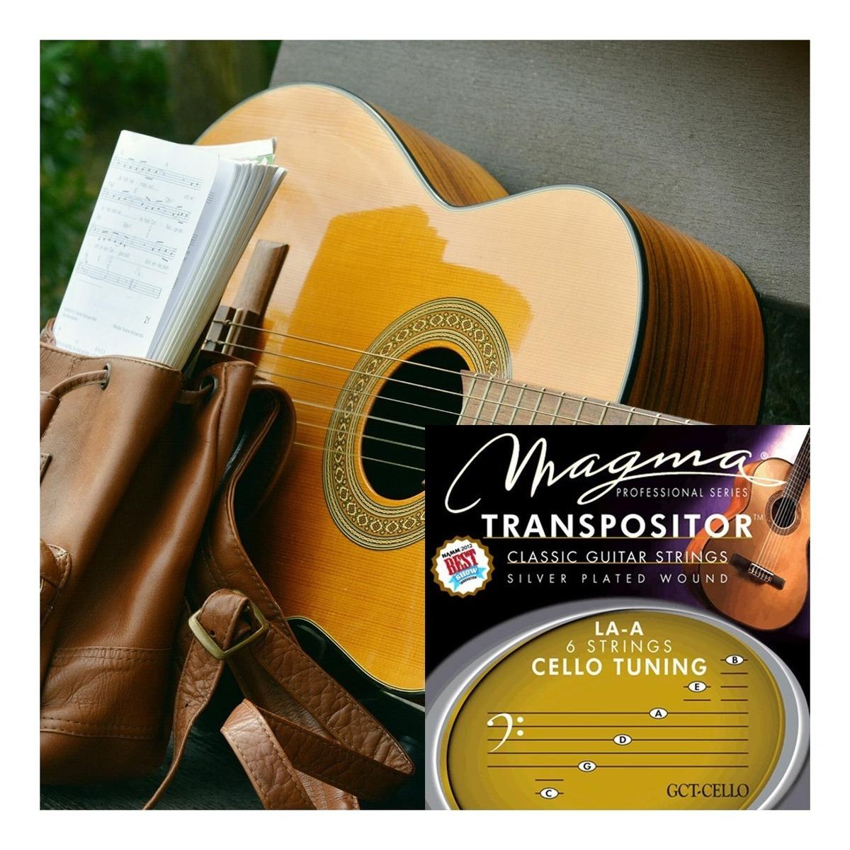 Cello Tuning LA-A Magma GCT-CELLO Classic TRANSPOSITOR