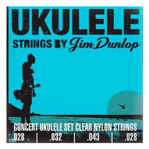 encordoamento dunlop para ukulele concerto