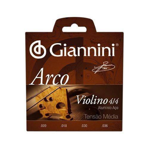 encordoamento para violino