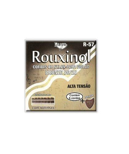 encordoamento violão nailon rouxinol r57