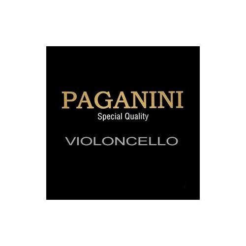 encordoamento violoncelo paganini pe960