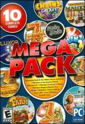 encore mumbo jumbo mega pack 10 juegos completos all in one
